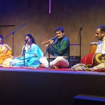 Concert in Singapore with Ravichandra Kulur